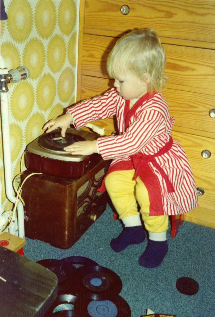 DJ from start...